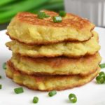 Deruny (Ukrainian Potato Pancakes) - Olga in the Kitchen #potatopancakesfrommashedpotatoes Deruny (Ukrainian Potato Pancakes) - Olga in the Kitchen #potatopancakesfrommashedpotatoes