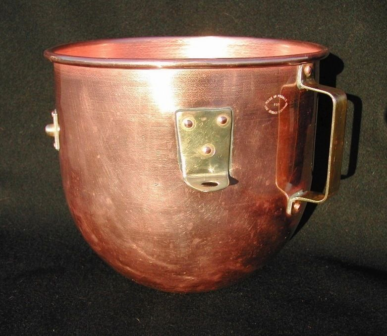Chapter twenty one extra information copper bowl