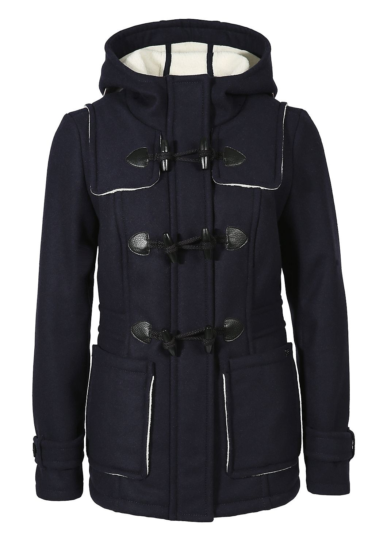 Duffle Coat Jacke mit Teddyfutter im s.Oliver Online Shop