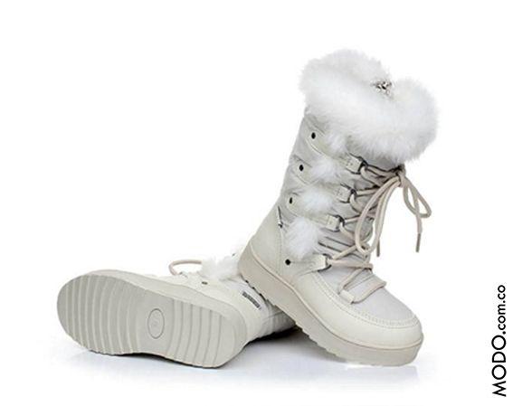 Botas De Invierno Para Nina Impermeables Y Termicas 210 000 Te Esperamos En Bogota En El Cc Hacienda Santa Barbara D302 Diagona Boots Winter Boot Shoes