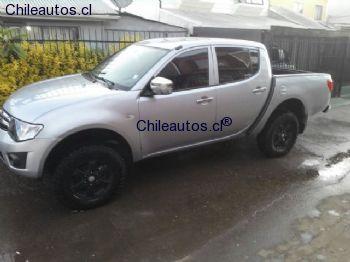 Chileautos Mitsubishi L200 Katana 2013 9 990 000 Camionetas