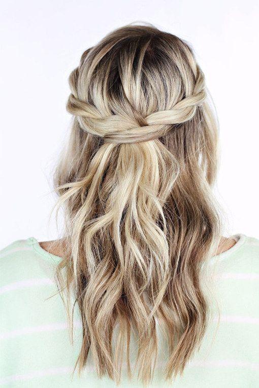 Abiball Frisuren Diese Hair Styles Sind Dieses Jahr Angesagt Frisur