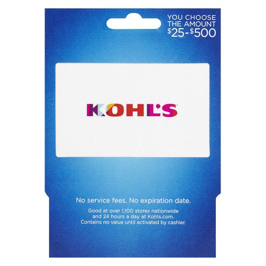 10 Creative Kohls E Gift Card Birthday