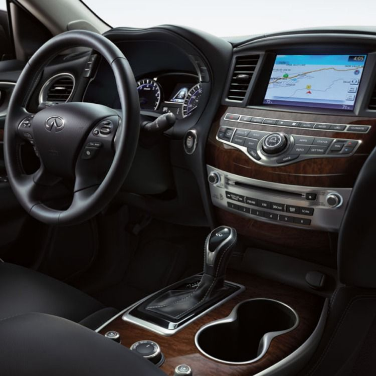 How To Give Your Neighbor S Driveway Envy With Images Infiniti Usa Infiniti Car Interior