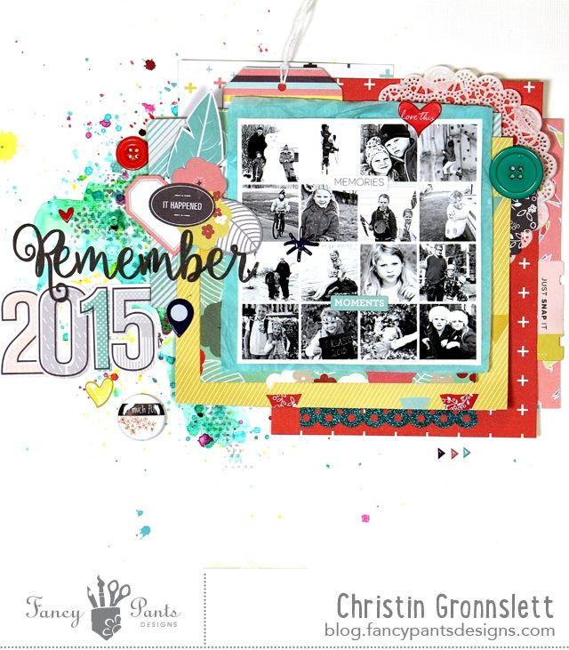 remember 2015 - christin gronnslett