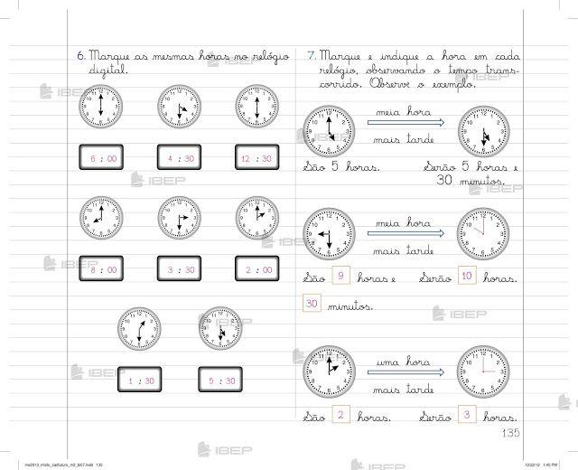 Pin Em Caderno Do Futuro Matematica 2 Ano