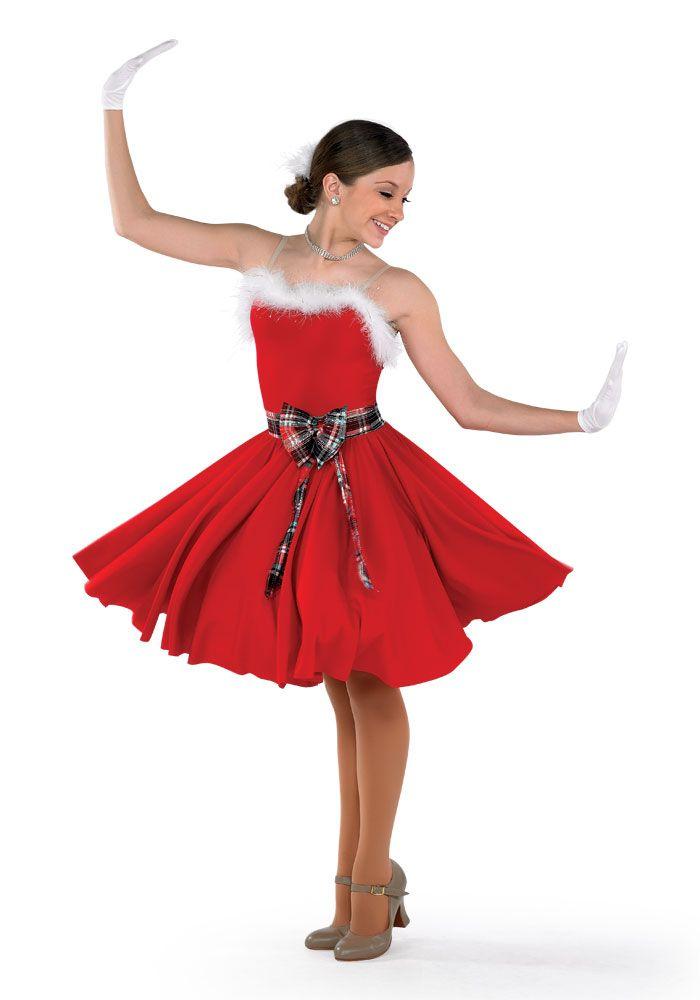 H355 - White Christmas, Holiday dress, Christmas dance, - H355 - White Christmas, Holiday Dress, Christmas Dance, Holiday