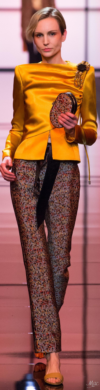 Spring 2017 Haute Couture Armani Privé