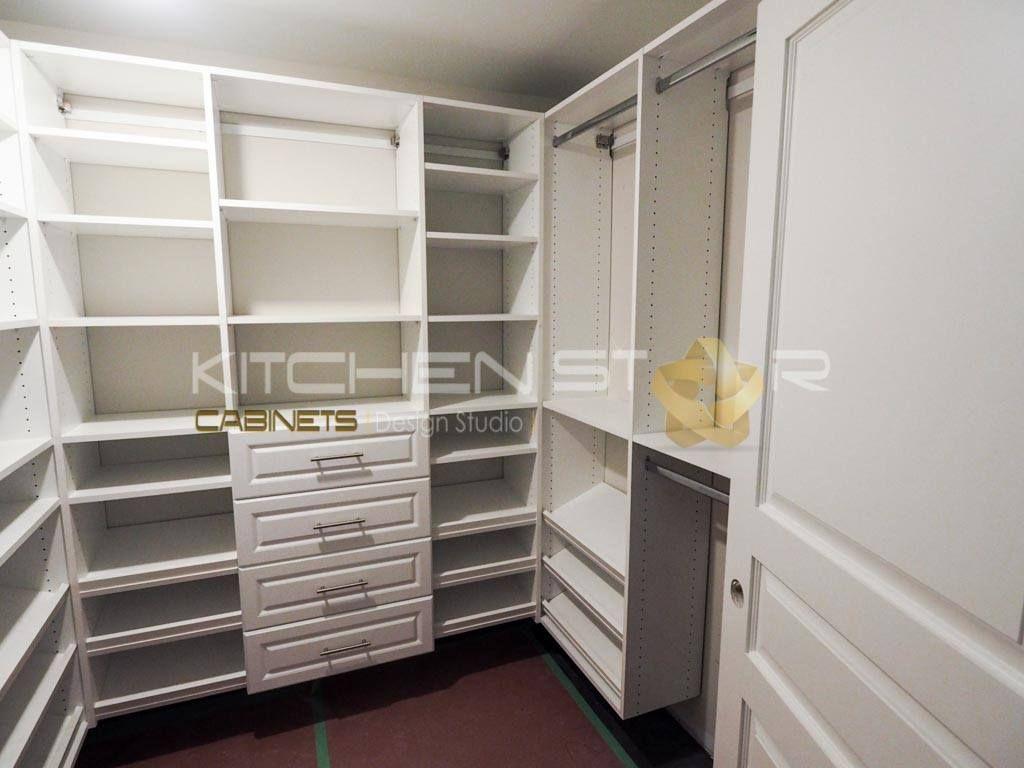 Custom Closet: Project By Kitchen Star | Kitchen Star Cabinets | Pulse |  LinkedIn