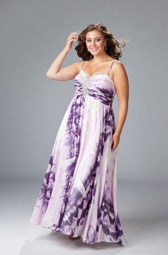 Tye Dye Dreams By Sydney S Closet Purple Plus Size Dresses Plus