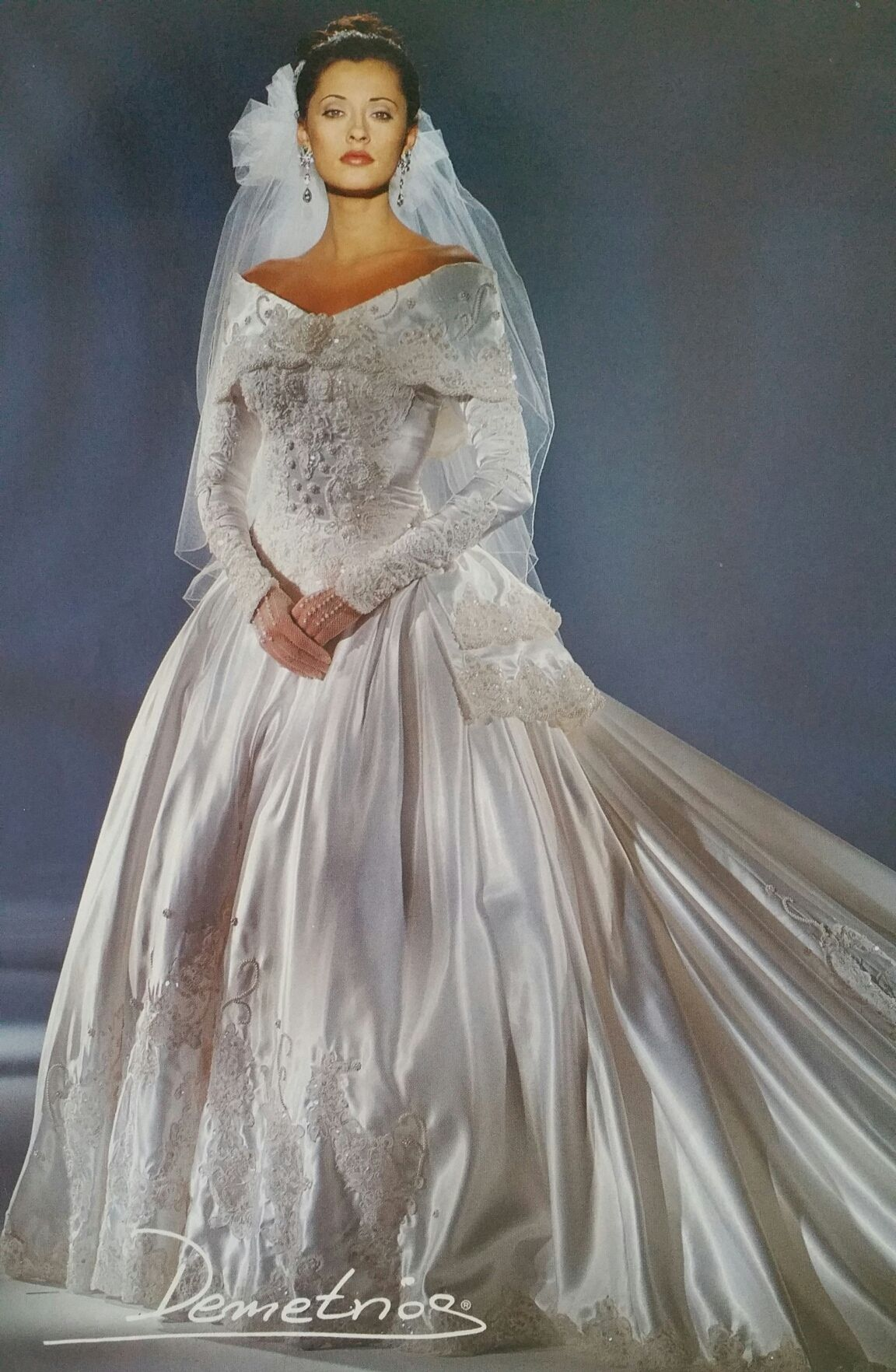 Demetrios 1992 | Demetrios gowns 24 to over 30 years old -but ...