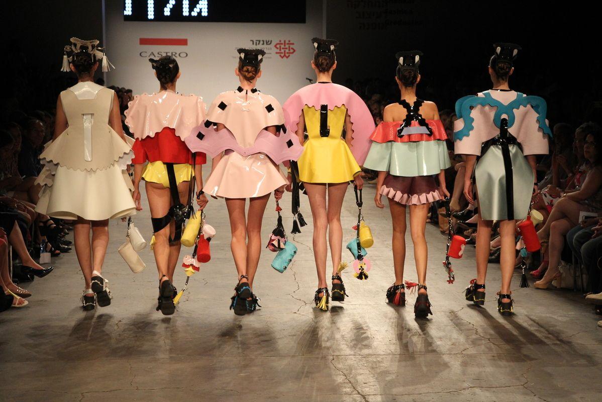 Shenkar Fashion Design Fashion Design School Fashion Design Fashion
