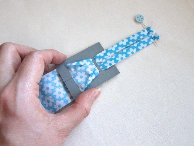Ferdepánt / How-To Bias Tape Maker …   Pinteres…