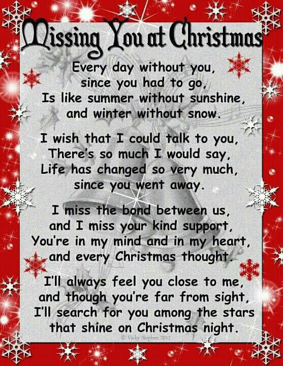 Christmas Message For Mom.Christmas Message Quotes And Sayings Christmas In Heaven