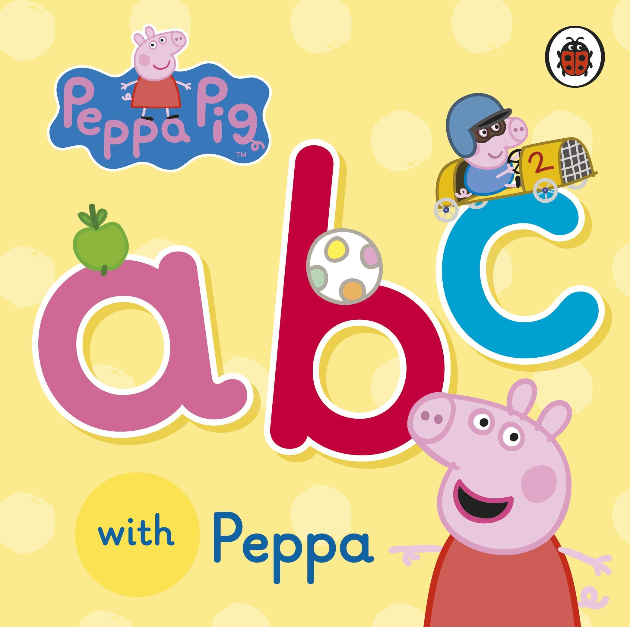 abc with peppa pig peppa pig pinterest pig party