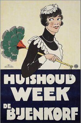 ♥De Bijenkorf 1900=1924 | Oude advertenties - Vintage ...