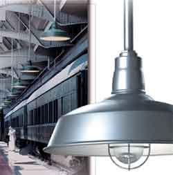 Commercial Rlm Radial Lighting Fixtures