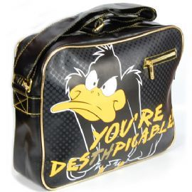 Looney Tunes Sports Bag Cartoon Character Great for Uni School Daffy Duck Bag