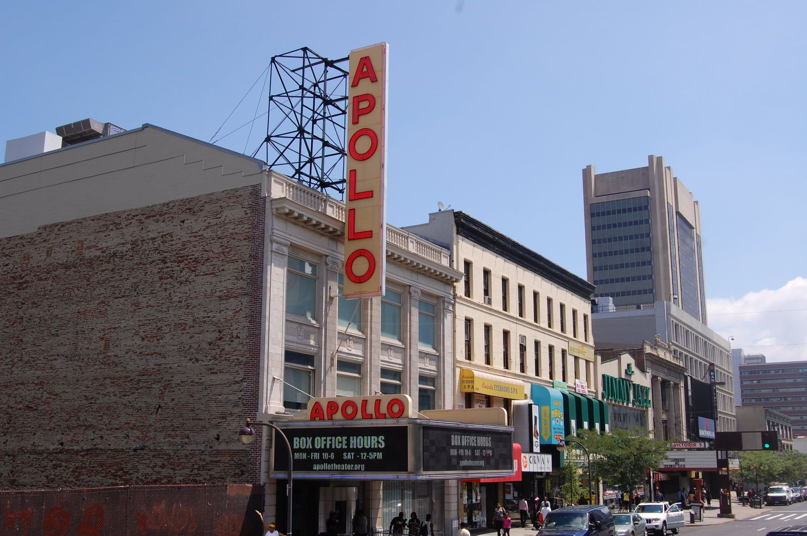 The Apollo is one of the most influential venues in the world, many American stars were discovered or performed on its legendary stage.