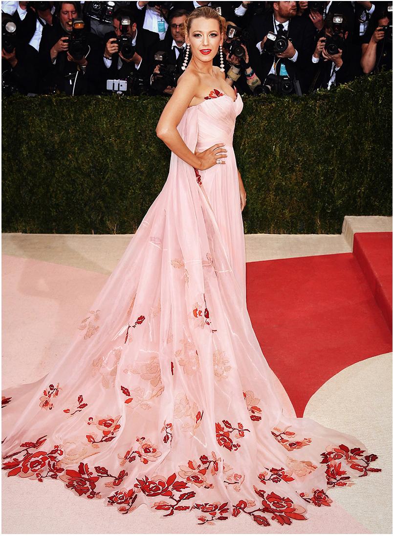 Blake Lively Met Gala 2016 | Best Dressed | Pinterest | Diseños de ...