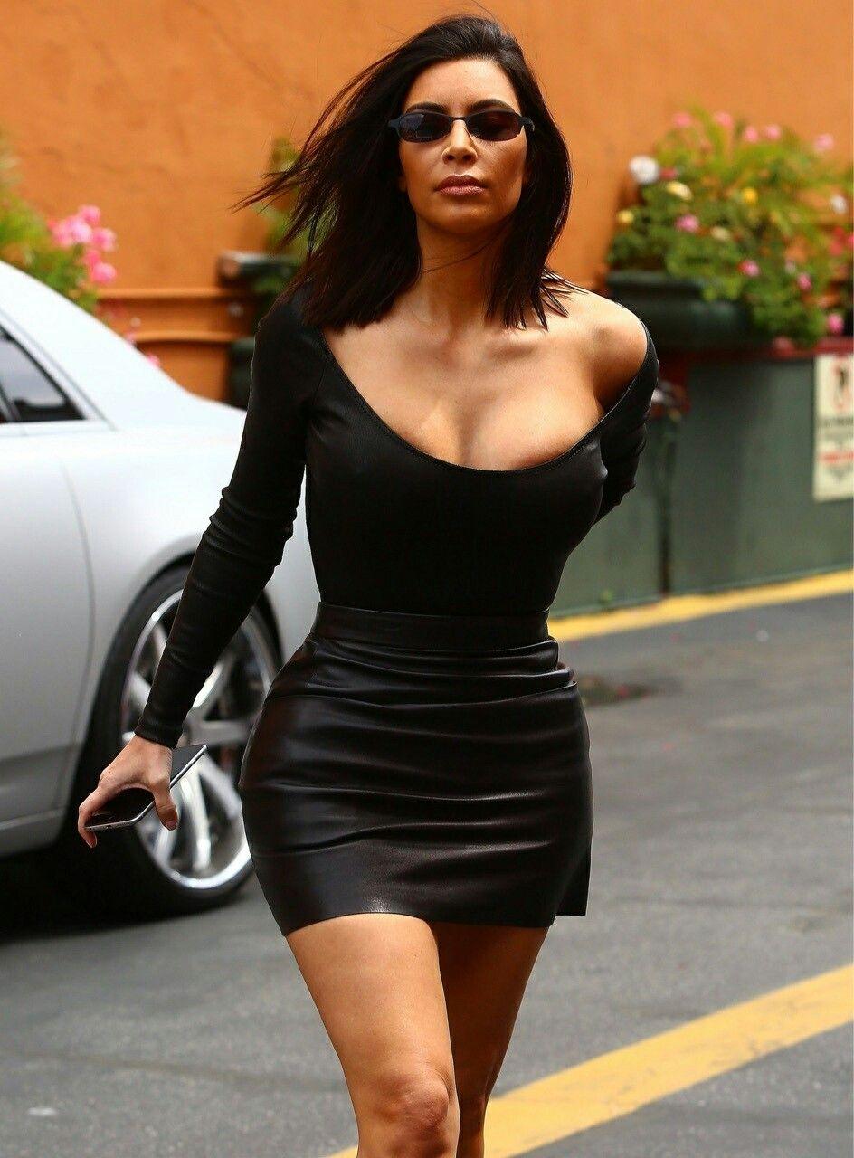 Vestidos cortos kim kardashian