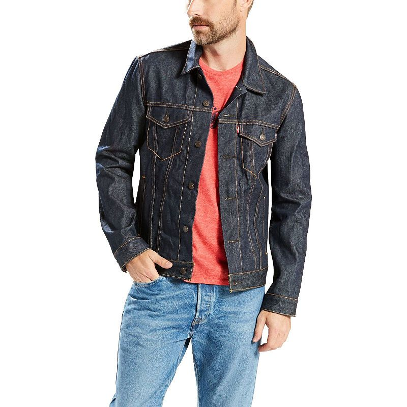 Levi's Long Sleeve Denim Jacket | Long sleeve denim jacket ...