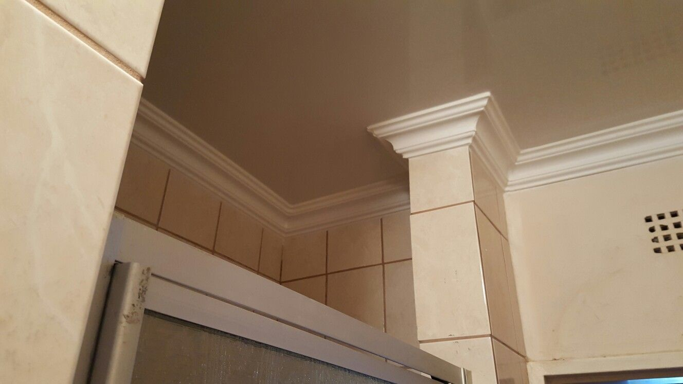 Pvc ceiling in bathroom (avec images) | Salle de bain ...