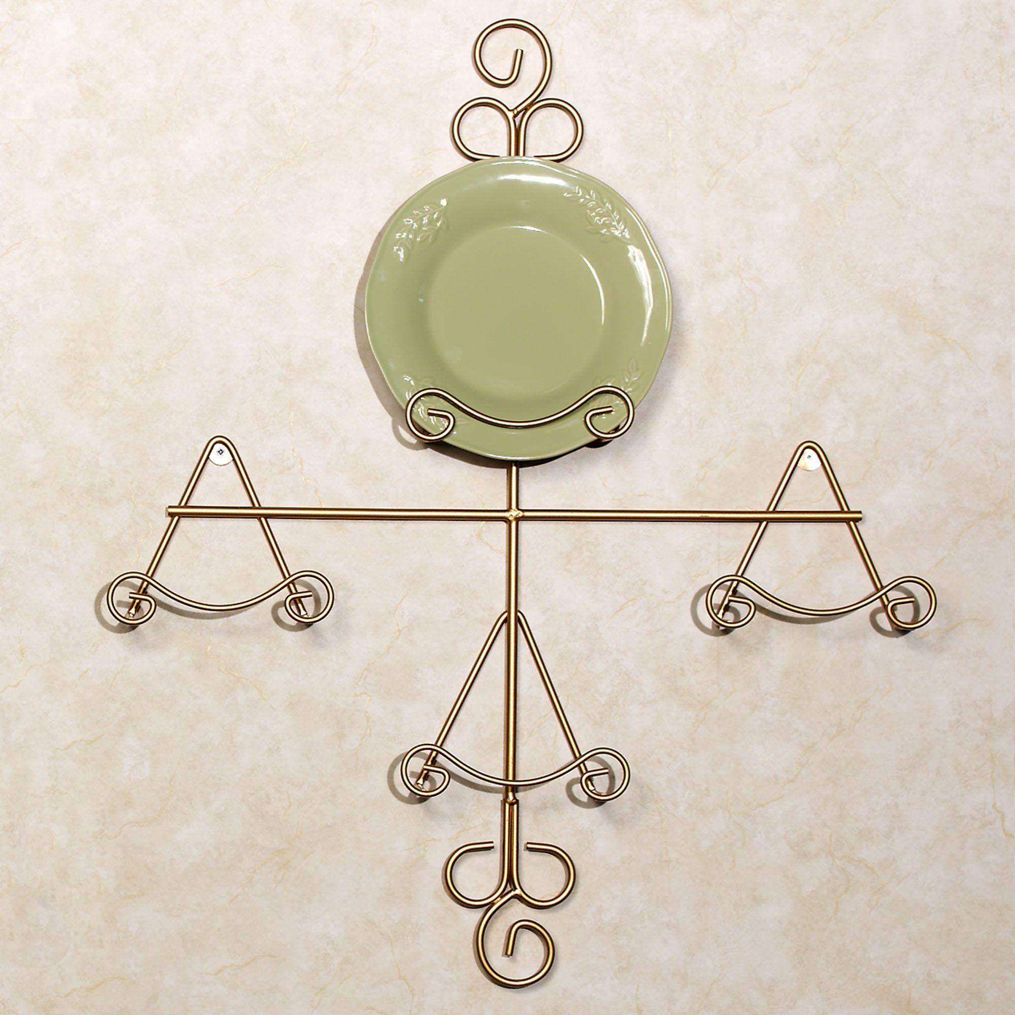 or perhaps this one... Jubilee Plate Rack Gold 40 Plate