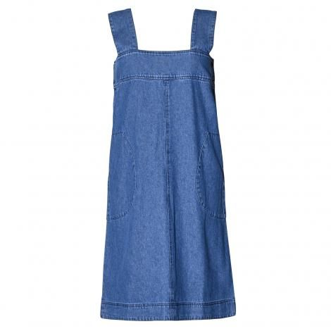 nué notes - Alva dress denim blue