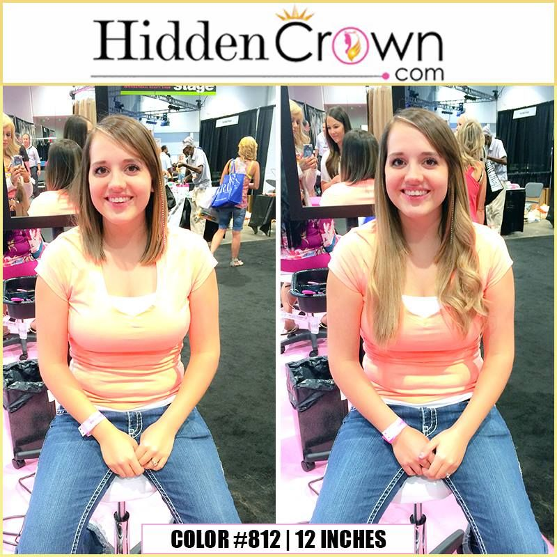 Hidden crown hair extensions work perfectly with short hair do hidden crown hair extensions work perfectly with short hair do you love this hairmakeover pmusecretfo Choice Image