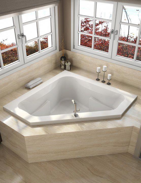 Signature Corner Bath In 2019 Home Decor Bathtubs Jacuzzi