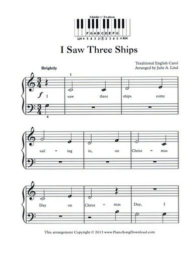 i saw the light piano pdf