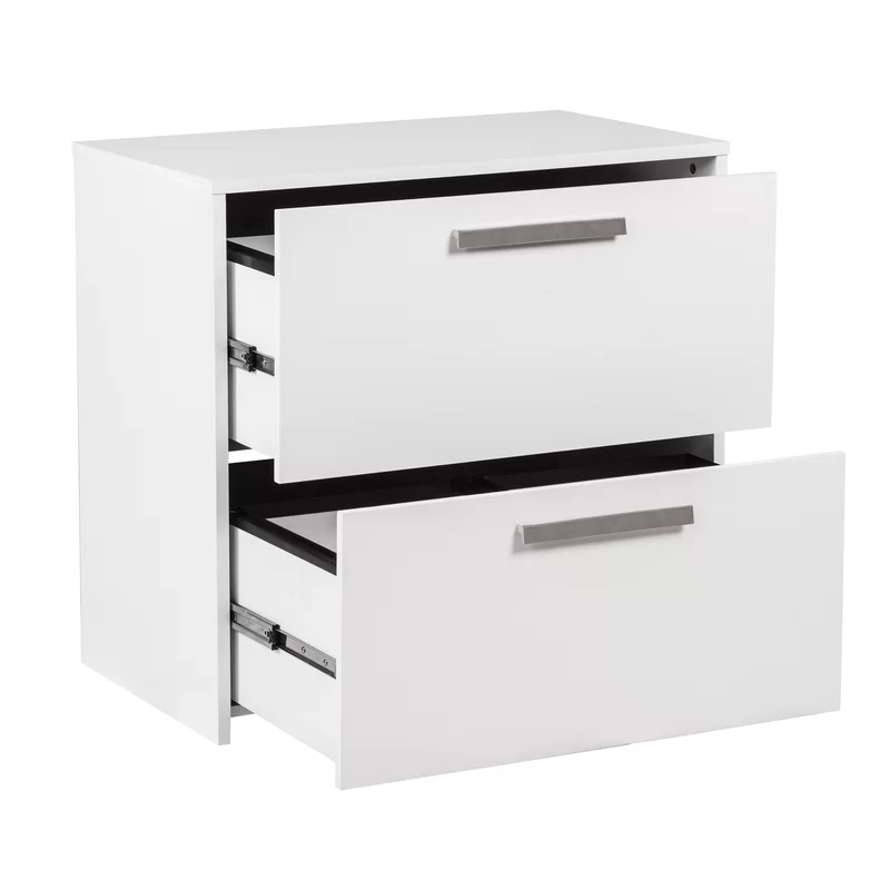 Uriegas 2 Drawer Lateral Filing Cabinet In 2020 Filing Cabinet Lateral File Cabinet Cabinet