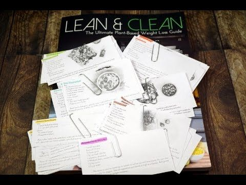 The LEAN & CLEAN Lifestyle ~ How to Mix & Match Recipes After the 14 Day Meal Plan!