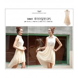 Korean Dress LFDRS_030_990