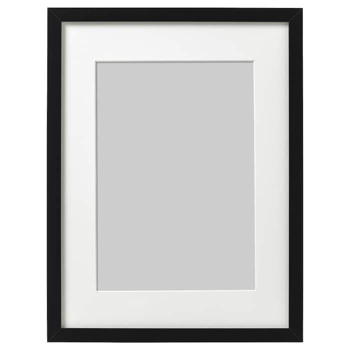 Best Ribba Frame Black 12X16 Ikea Picture Frame Ikea 640 x 480