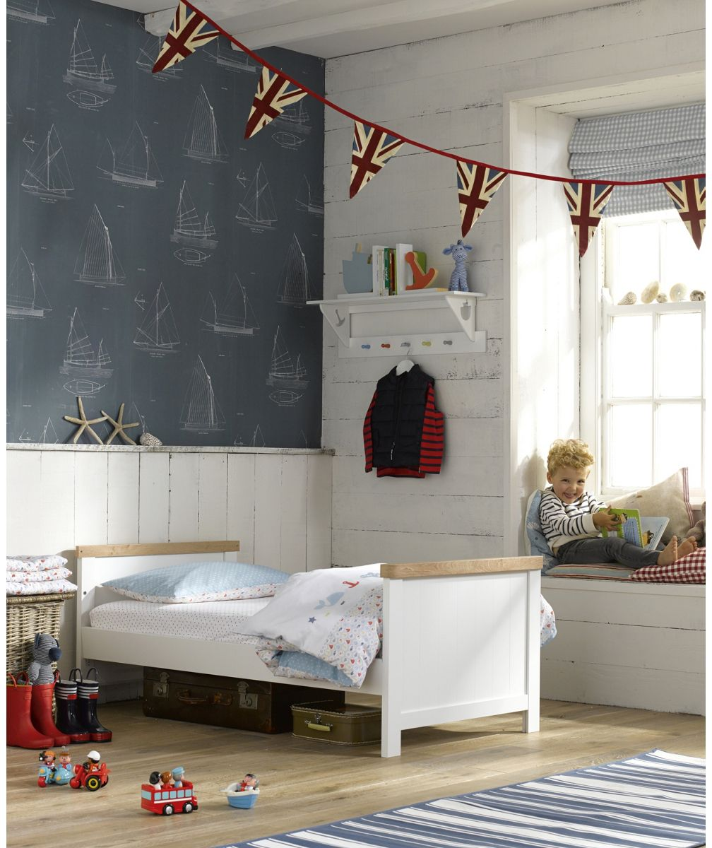 Mothercare Lulworth Cot Bed Our Brings A Contemporary Touch To Your Little