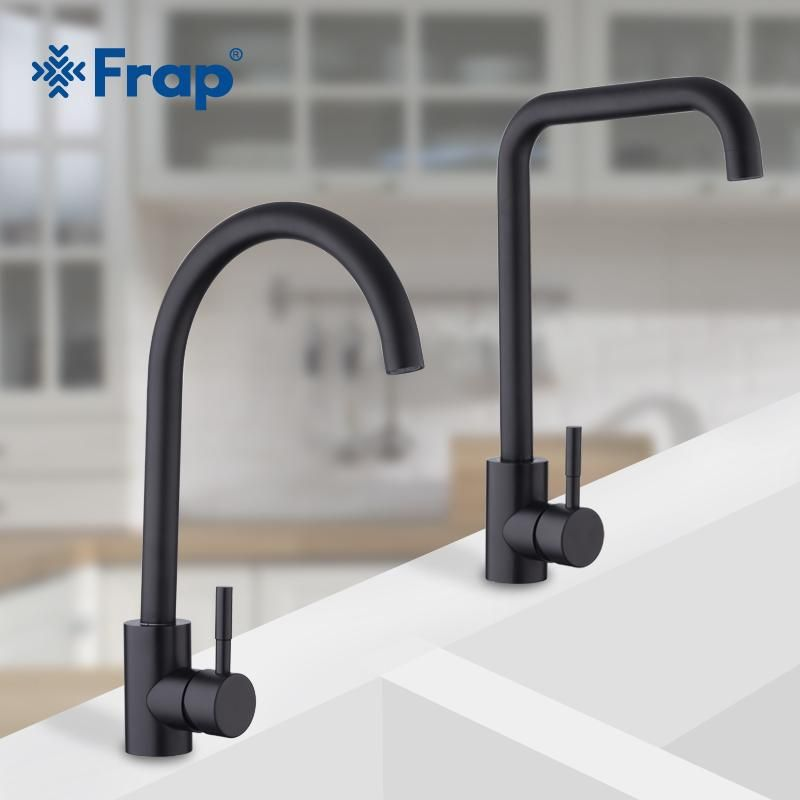 Frap High Quality Stainless Steel Black Spray Paint Kitchen