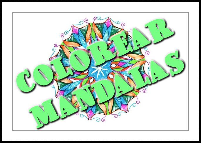 ¿Conocéis las mándalas y sus beneficios en los niños y niñas? Os explicamos su importancia y uso y os dejamos mándalas de primavera, verano y del abecedario para colorear. #mandalas #dibujosparacolorear