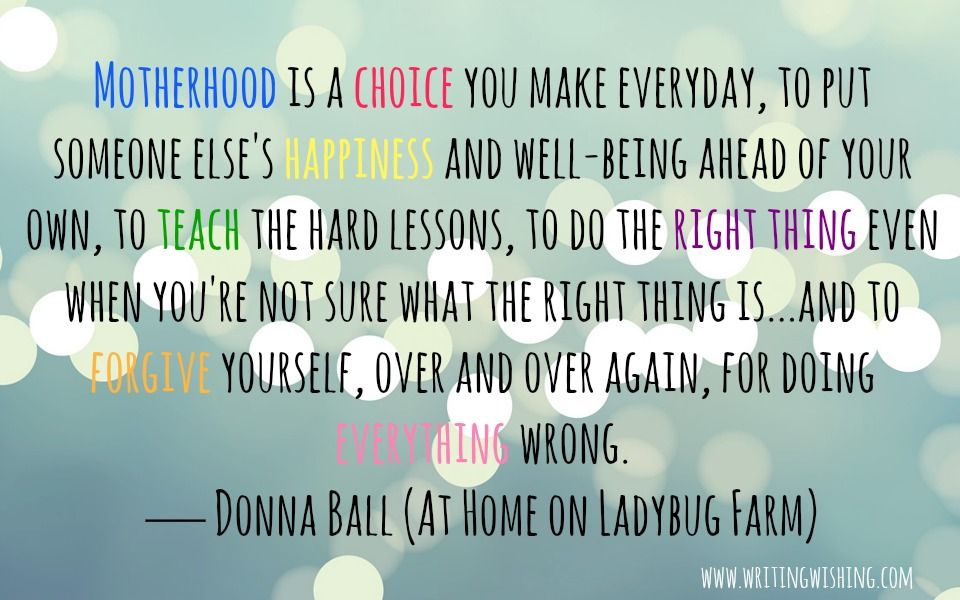 Good Enough? Good Enough. | Mothers, Being a mommy and Writing