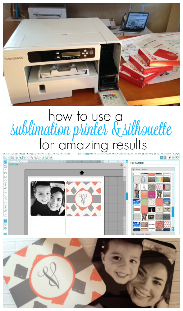 Silhouette Studio and Sublimation Printing: A Beginner Tutorial