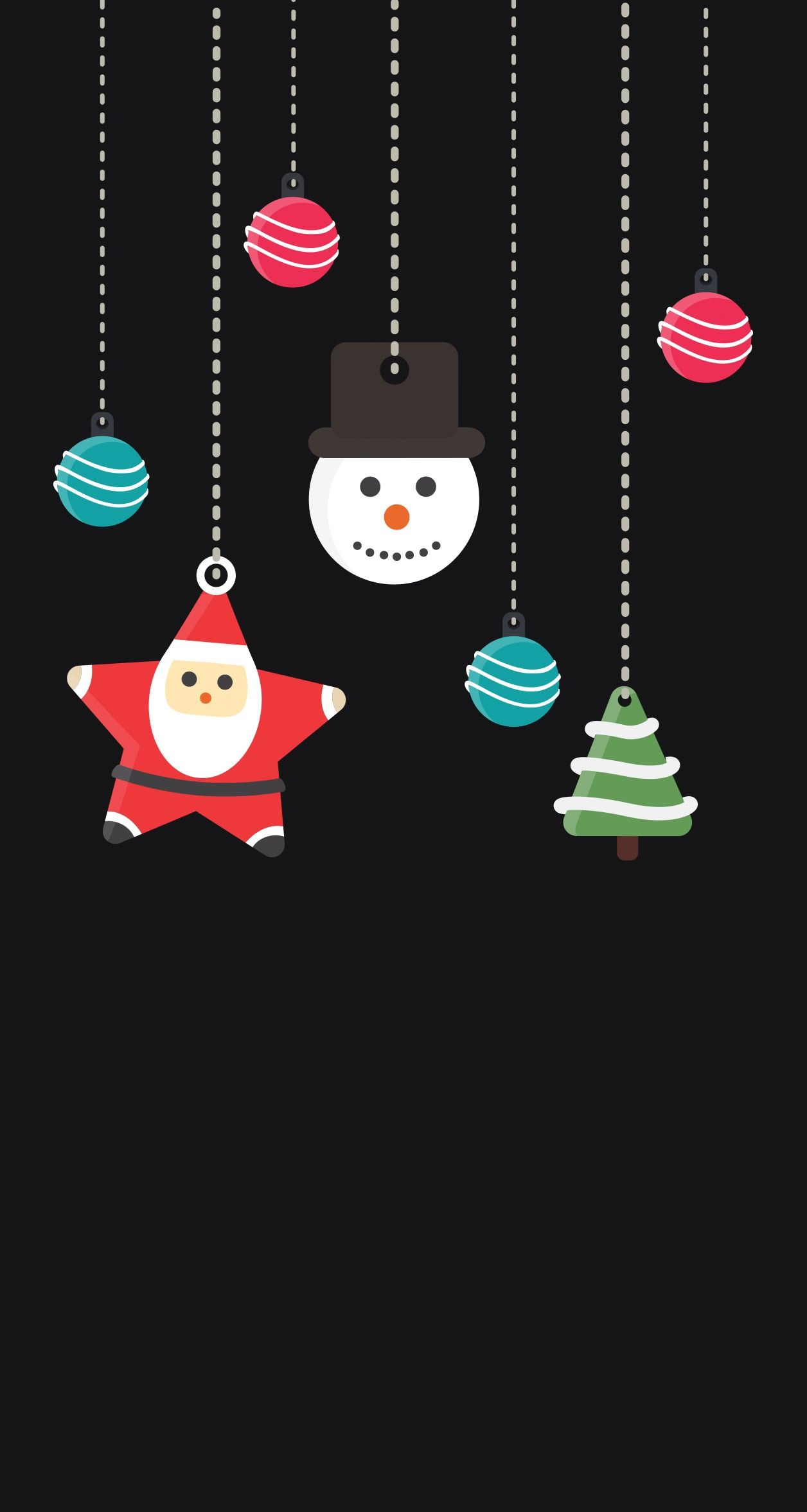 Cute christmas Wallpaper Cute christmas wallpaper