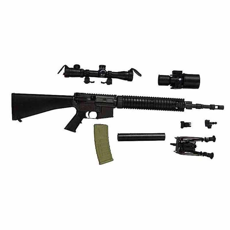 Navy SEAL VI Neptune - Sniper Rifle Set - 1/6 Scale - Soldier Story Figures