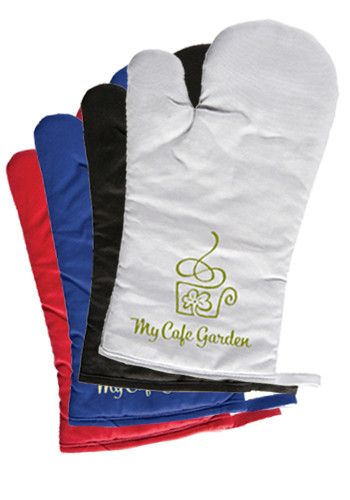 Bake or cook with hands protected using these high-quality Ad-Mitts. Design with your logo or message too! #discountmugs