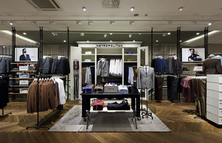 retail design shop design fashion store interior fashion shops mexx store stuttgart. Black Bedroom Furniture Sets. Home Design Ideas