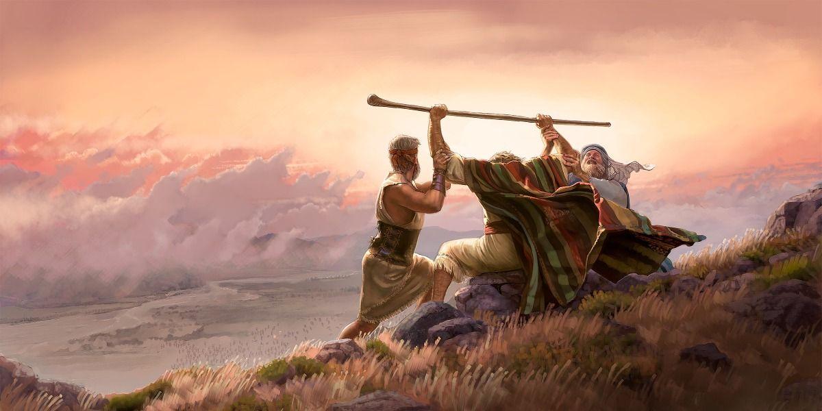 No dejemos caer las manos (Sofonías 3:16) | Estudio ...