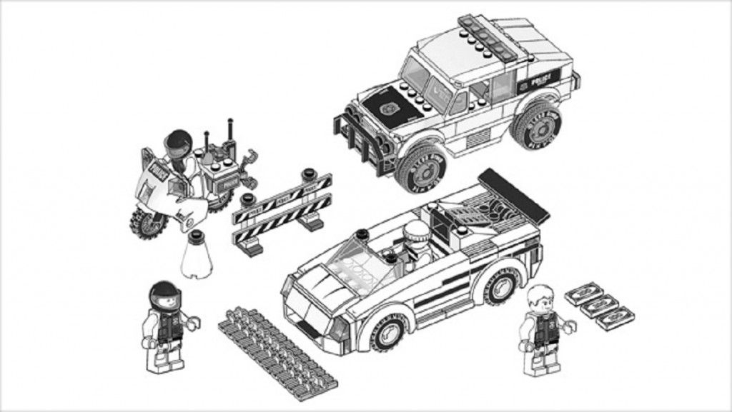 lego city coloring pages online