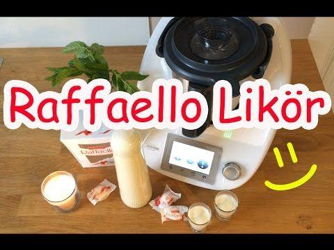 Raffaello Likör - dieHexenküche.de   Thermomix Rezepte