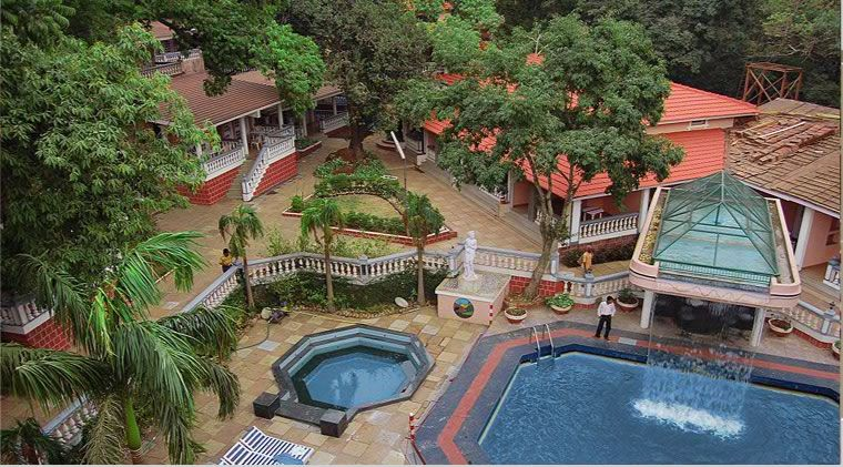 The Byke Is Oldest Resort In Matheran A Hotel S Most