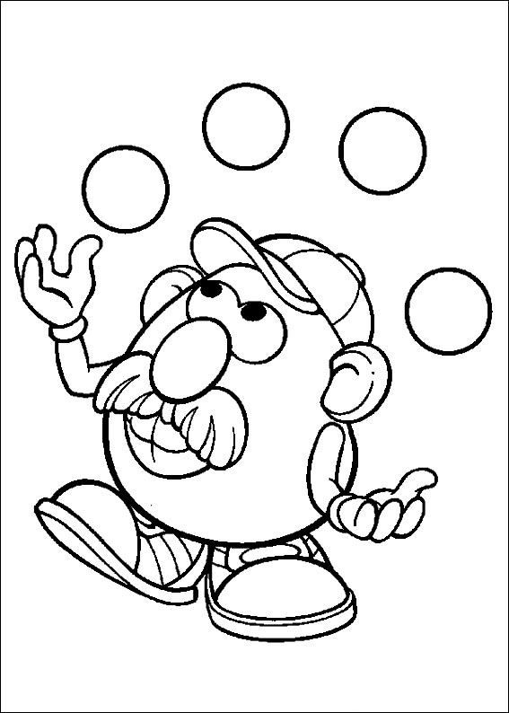 57 coloring pages of Mr Potato Head on Kids-n-Funuk On Kids-n - best of fun coloring pages for fall